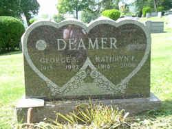 Kathryn F <i>Goss</i> Deamer