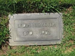 Lydia <i>Vosage</i> Niemeyer