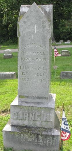 Lucinda Lenore <i>Merriss</i> Cornell