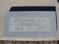 Josephine Iola <i>Greenstreet</i> Crawford