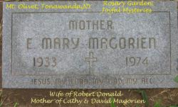 Mary E <i>Persy</i> Magorien