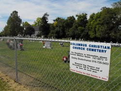 Columbus Christian Church Cemetery