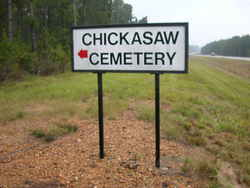 Chickasaw Cemetery