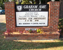 Graham AME Church Cemetery