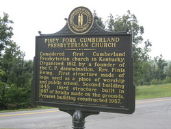 Piney Fork Cemetery