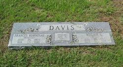 Frances Marion <i>Kornegay</i> Davis