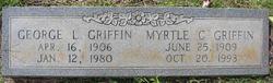 Myrtle C Griffin