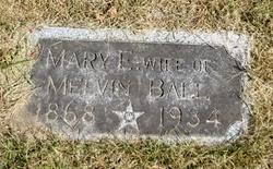 Mary Elinor <i>Kahl</i> Ball