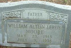 William Alton Leroy Red Moore