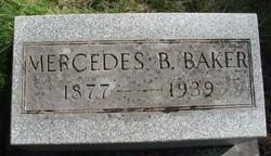 Lollie Mercedes Brink <i>Brinkerhoff</i> Baker