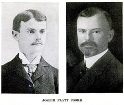 Joseph Platt Cooke, V