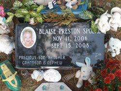 Blaise Preston Spoerl