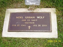 Noel Urban Wolf