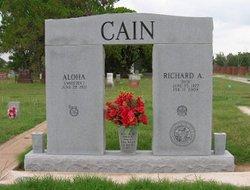 Richard A Dick Cain