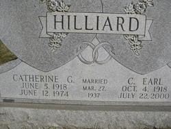 Charles Earl Hilliard