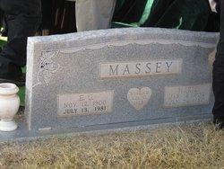 May Marie <i>Bailey</i> Massey