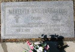 Meredith A <i>Botterbusch</i> Thunstedt