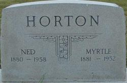 Myrtle <i>Baccus</i> Horton