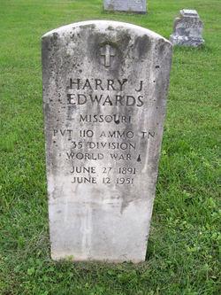 Harry J. Edwards