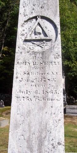 John Hardy Steele