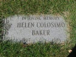 Helen <i>Colosimo</i> Baker