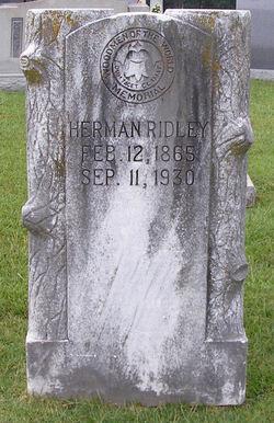 Herman Ridley