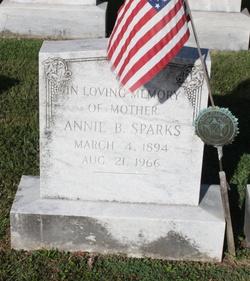 Annie B Sparks