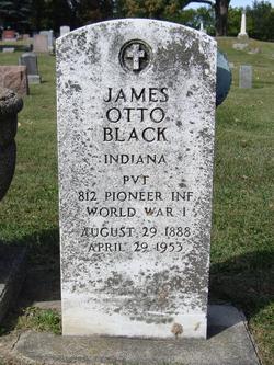 James Otto Black