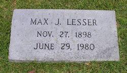Max J Lesser