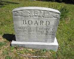Mary Ellen <i>Oller</i> Board