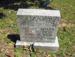 Archie Board