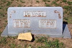 Edna <i>Brown</i> DeViney