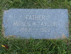 Moses Whitaker Taylor