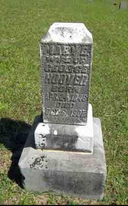 Mary Ellen <i>Byers</i> Hoover
