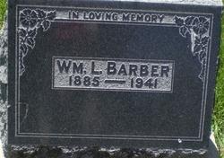 William Louis Barber