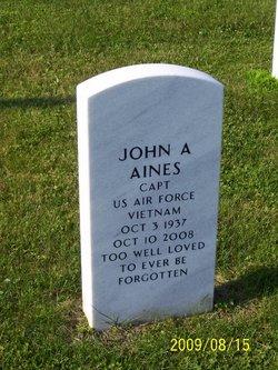 John A. Aines