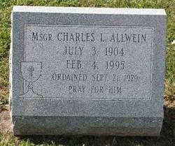 Rev Fr Charles L. Allwein