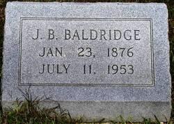 John B. Baldridge