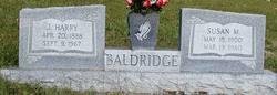 James Harry Baldridge