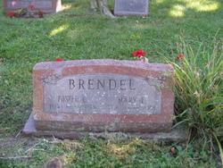 Mary E <i>Rideout</i> Brendel