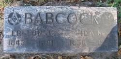 Ida Maria <i>Pratt</i> Babcock