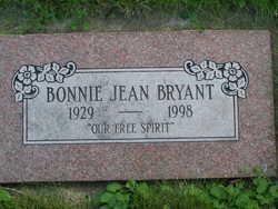 Bonnie Jean <i>Cotner</i> Bryant