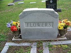 Isaac Francis Flowers