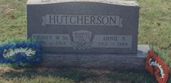 Sidney W Hutcherson, Sr