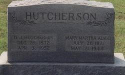 D J Hutcherson
