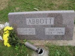 Derold Dean Bud Abbott