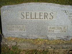 Amesia Erastus Sellers