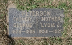 Lydia J. Peterson