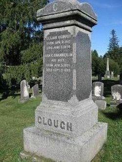 Ann Eliza <i>Chamberlin</i> Clough