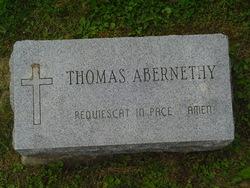 Thomas Abernethy